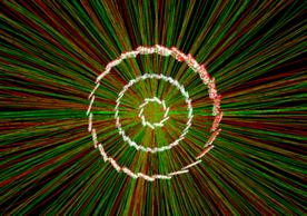 scientific data rendered image.