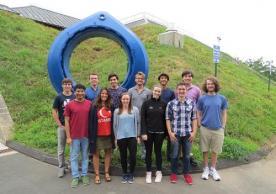 WL undergraduate summer researchers